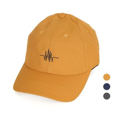 [디꾸보]프린퀀시 자수 롱스트링 볼캡 모자 AC569