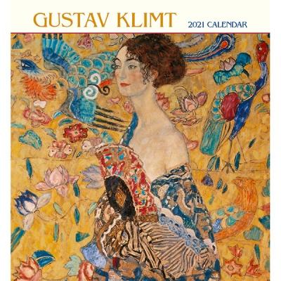 2021년 캘린더 클림트 Gustav Klimt