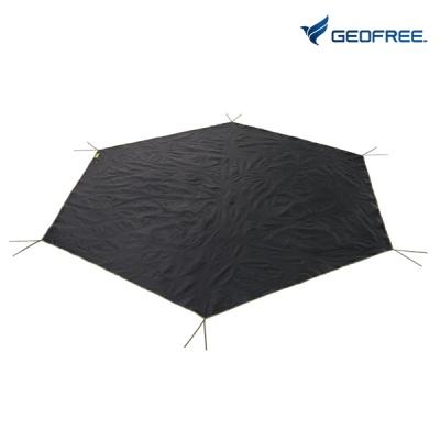 [지오프리] 육각 티피 텐트 그라운드 시트 300