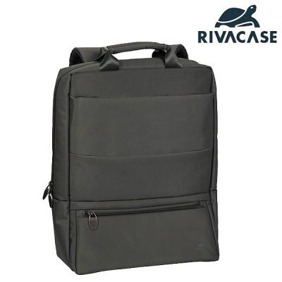 15.6형 노트북 백팩 가방 RIVACASE 8660 (태블릿PC & 액세서리 수납 공간 / 패딩 처리 수납부)
