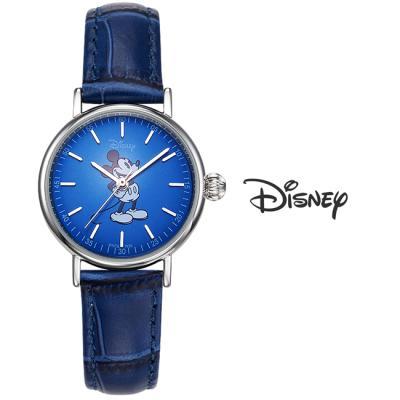디즈니 가죽시계 OW157BL 공식판매처 정품