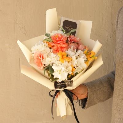 멜로우로즈 수제초콜릿 사탕꽃다발