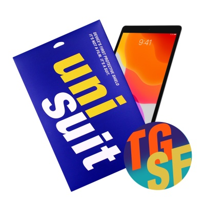 아이패드 7세대 10.2형 LTE 강화유리 1매+서피스 2매
