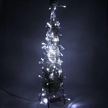 ★크리스마스 특가★신년장식-에펠탑 츄리(62센치)+LED전구