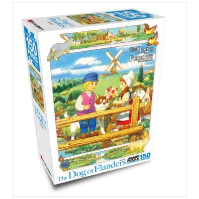 플란다스의 개 직소퍼즐 150 생일선물