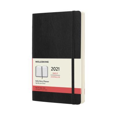 몰스킨 2021데일리/블랙 소프트 L