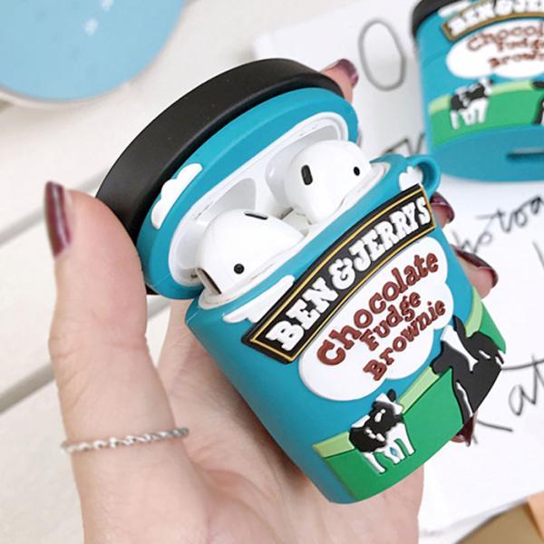 아이스크림 에어팟케이스(에어팟1/2세대)