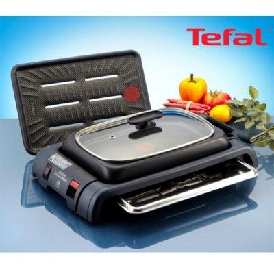 주방명품 Tefal 테팔 엑셀리오 컴포트 그릴 TG8000