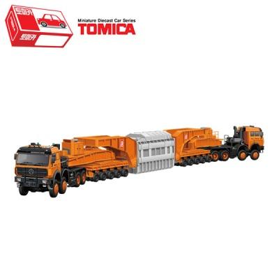 롱 토미카 127 메르세데스 벤츠 4850 240 슈나벨 트레