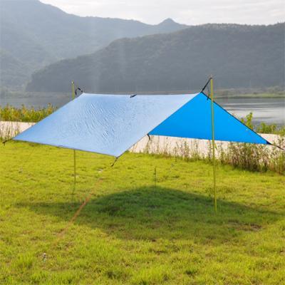 [수입정품] 울트라라이트 타프 블루 (ST-3030SB) 캠핑/등산/타프/백패킹/비박