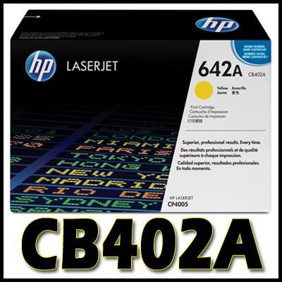 HP 정품 CB402A (642A) CB402 402A 402 LJ CP4005