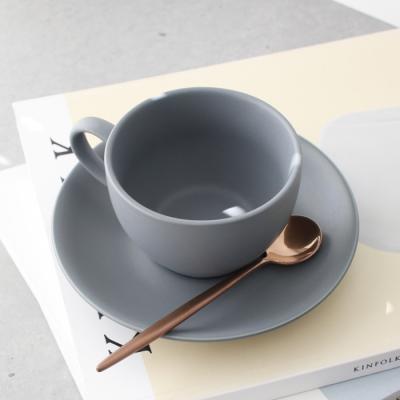 에크렌(Ecrins) 커피잔1인 세트 - 4color
