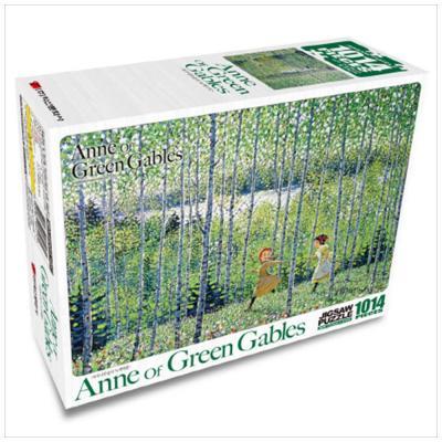 빨강머리 앤 직소퍼즐 1014 자작나무숲의 녹색바람