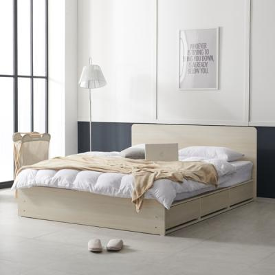 아르메 에이든 멀티 수납형 침대 Q_밸런스 독립매트