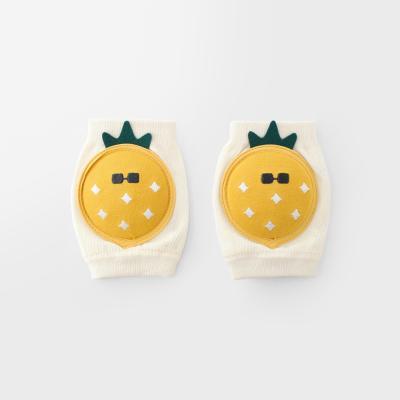 [메르베] 파인애플 유아 아기무릎보호대
