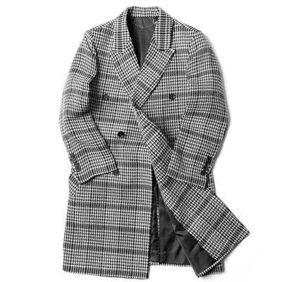 MAN winter classic 체크 coat 2color CH1672178