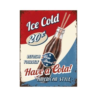 노스텔직아트[14260] Have a Cola!