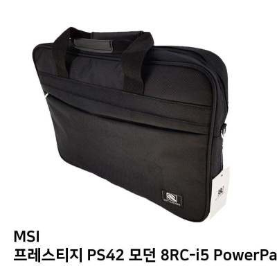 S.MSI 프레스티지 PS42 모던 8RC i5 노트북가방