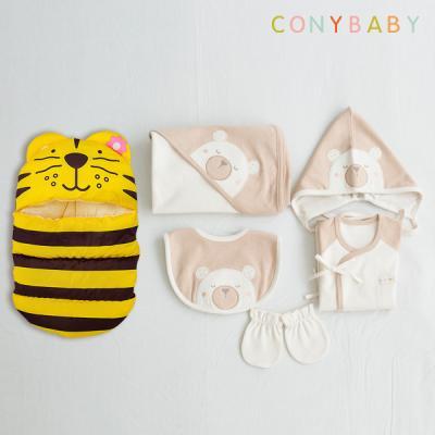 [CONY]출산준비물6종세트(베베출산5종+티티보낭)