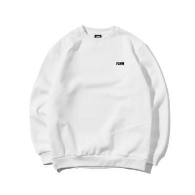 FCMM 오버핏맨투맨 커플맨투맨 남녀공용티셔츠