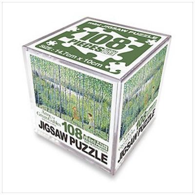빨강머리 앤 직소퍼즐 108pcs: 자작나무숲 녹색바람