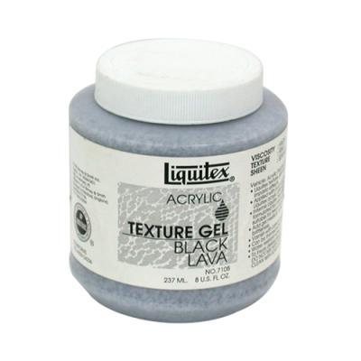 리퀴텍스 블랙 라바 텍스처 젤 Black Lava Texture Gel 237ml