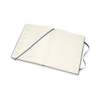 몰스킨 2020위클리(18M)/사파이어블루 하드 XL