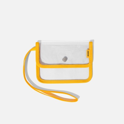 SWSW POUCH PVC Yellow