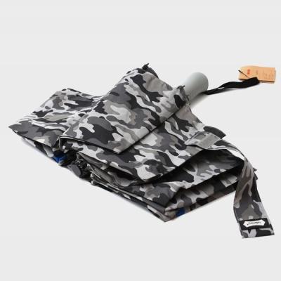 파라체이스 카모플라쥬 패턴 자동 3단 우산 3204