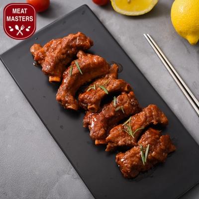 [Meat Master] 웰쉐프 폭립 바베큐(매운맛) 310gx3팩