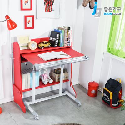 [좋은가구] 제스퍼 높이조절 책상 SET