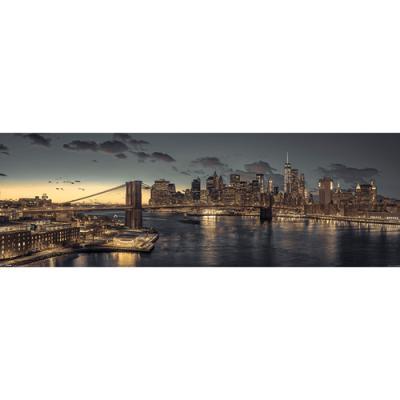 MCPP60228 황혼의 뉴욕 SlimPoster (31x91cm)