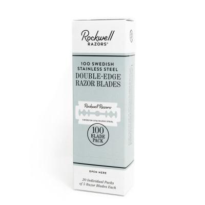 Rockwell 면도날 (20 pack / 100 pack)