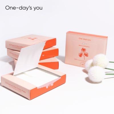 [원데이즈유] 1/2 프리미엄 초밀책 패드 화장솜 40매