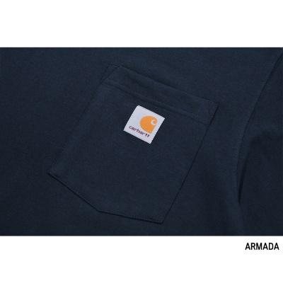 칼하트 K126 워크웨어 포켓 긴팔티셔츠 (3colors)