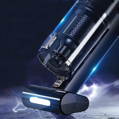 120W 슈퍼파워 차량용 진공 청소기 흡입력좋은 핸디형