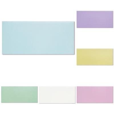 홀마크 컬러 색지 단색 봉투 6종