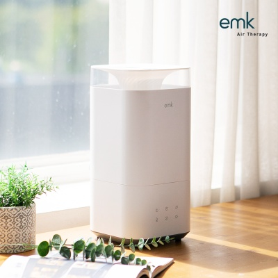 EMK 초음파 간편세척 스마트 가습기 EK-H3C40WH