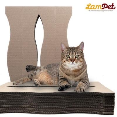 펫토이 고양이 스크래쳐 캣스쳐웨이브 리필형