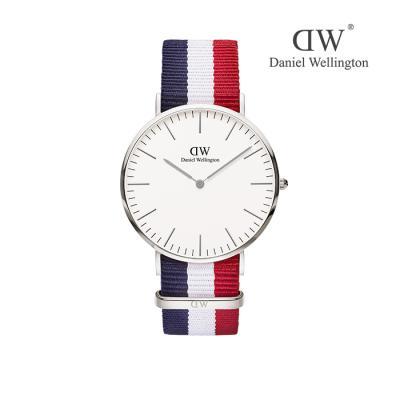 Classic Man Cambridge 남녀공용시계(나토밴드)_DW00100017(0203DW)