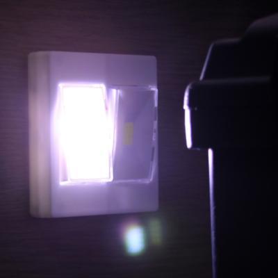 LED 듀얼 스위치 미니 무선 벽면등