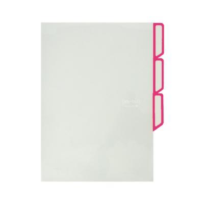 1500 쓰리섹션홀더(핑크) X 5ea