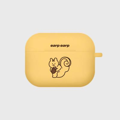 Squirrel-yellow(Air pods pro)