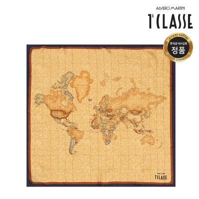 [프리마클라쎄]지오클래식 스카프 3170-ALOE-0115
