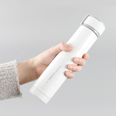 [1+1] 아이정 초경량 보온보냉 스텐텀블러 슬림사이즈