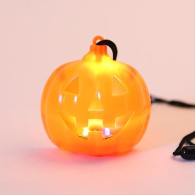 LED 할로윈 목걸이 (호박)