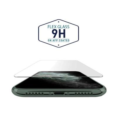 아이폰11 ProMax 플렉스글라스 강화유리 액정보호필름