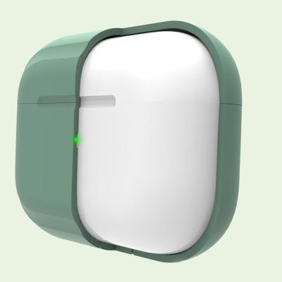 에어팟프로케이스 3세대 pro 2in1 실리콘젤리 365퍼플