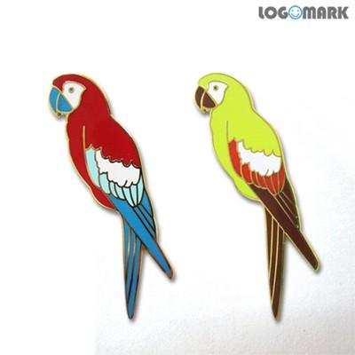 앵무새 뱃지