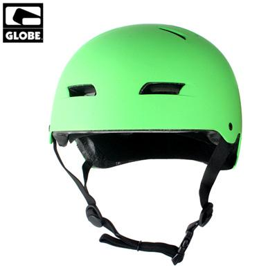 [GLOBE] FREE RIDE HELMET (HIGHLIGHTER LIME)